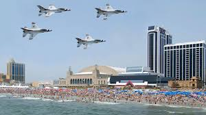 Atlantic City Air Show In Style