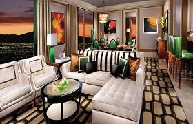 Bellagio Hotel Suite