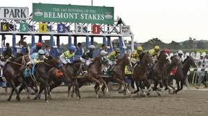 Time to Mount Up For The Belmont